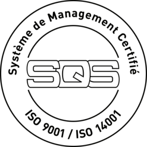 ISO 9001 / ISO 14001 – SQS – Système de Management Certifié