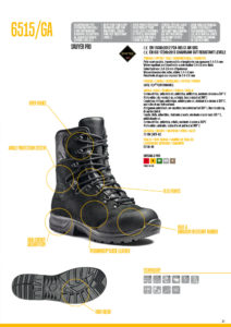 Safety Footwear | Catalog 2017/18 | Jolly | Cosmas