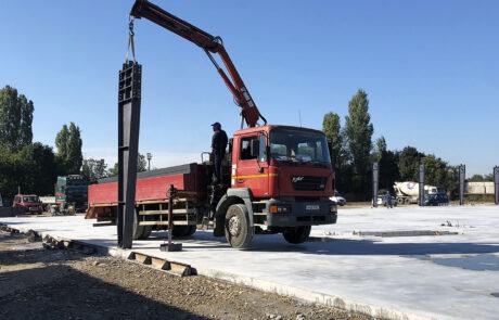 Neues Werk in Bukarest für die Minerva-Gruppe